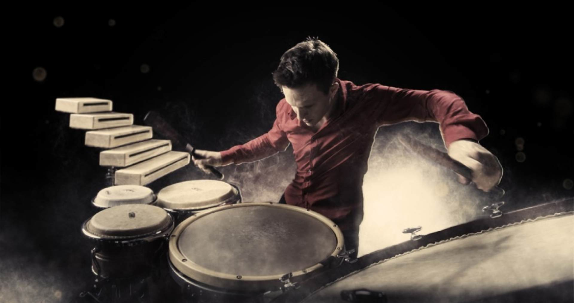 Christoph Sietzen – Multipercussion!