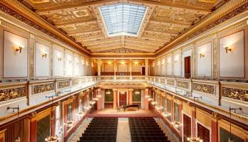 Musikverein Brahms Hall