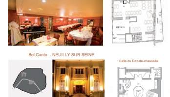 Bel Canto Restaurants