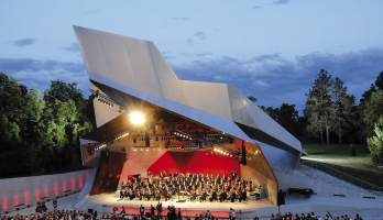 Grafenegg Festival of Classical Music, Austria