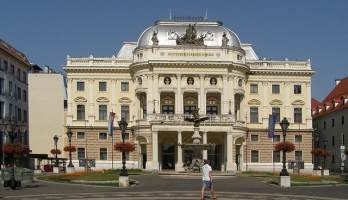 Slovak National Theatre - SND Historical Building