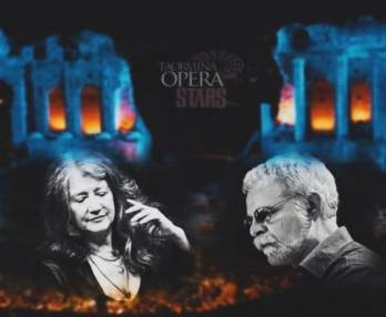 Martha Argerich and Daniel Rivera