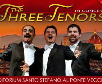 The Three Tenors In Florence